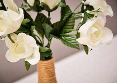 Décoration de table de mariage - Jour J à Lisieux
