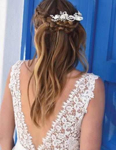 Robe de mariée Jour J Lisieux - bom-011-dos