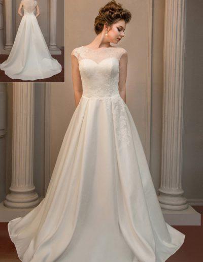 Robe de mariée Jour J Lisieux - cerise