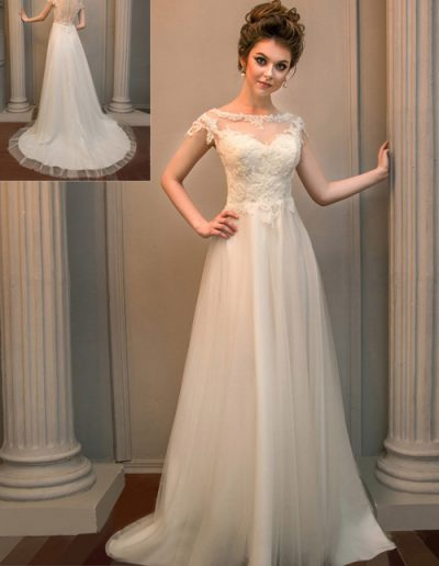 Robe de mariée Jour J Lisieux - constance