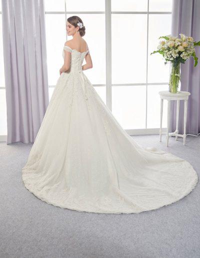 Robe de mariée Jour J Lisieux - extreme-dos