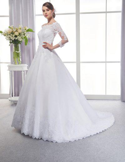 Robe de mariée Jour J Lisieux - flocon