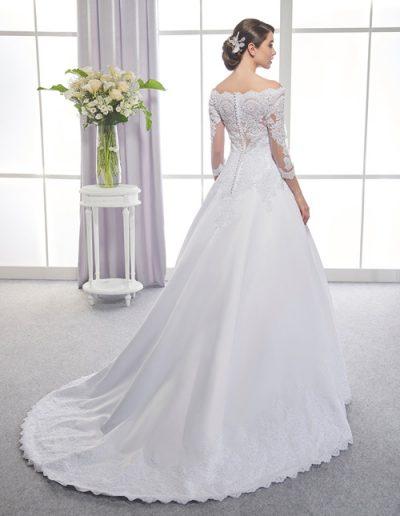 Robe de mariée Jour J Lisieux - flocon-dos