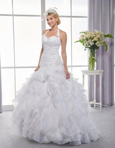 Robe de mariée Jour J Lisieux - fontaine