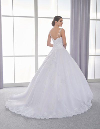 Robe de mariée Jour J Lisieux - frisson-dos
