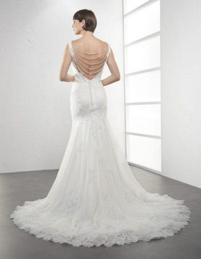 Robe de mariée Jour J Lisieux - laurence-dos