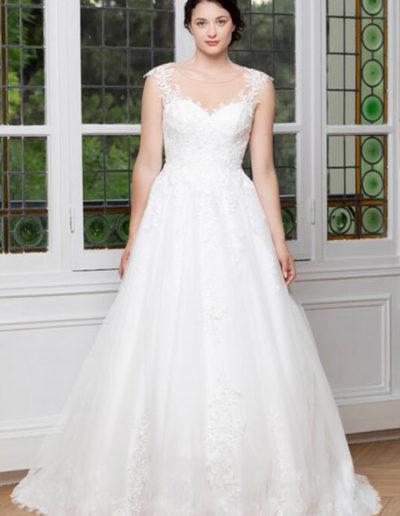 Robe de mariée-224-16 FACE