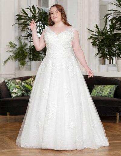 Robe de mariée-228-03 FACE