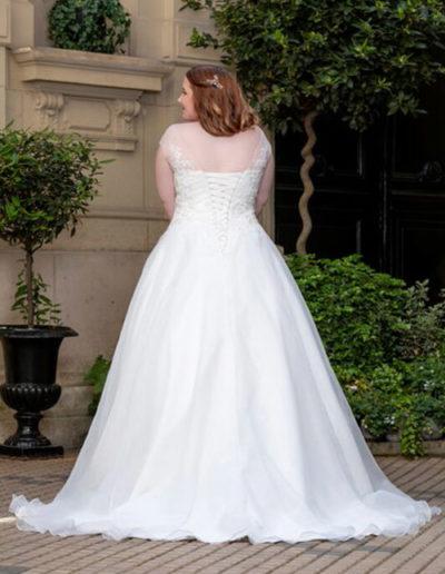 Robe de mariée-228-11 DOS