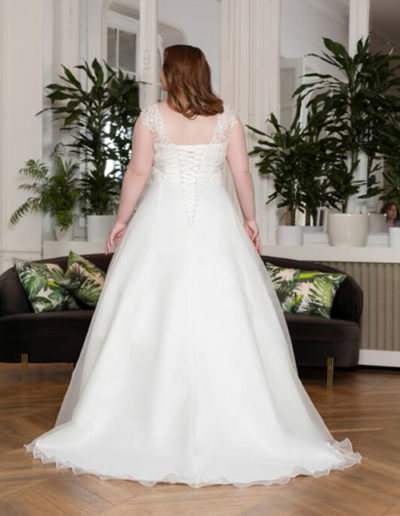 Robe de mariée-228-12 DOS