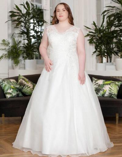 Robe de mariée-228-12 FACE