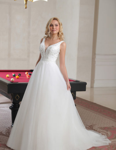 Robe de mariée-Manuella