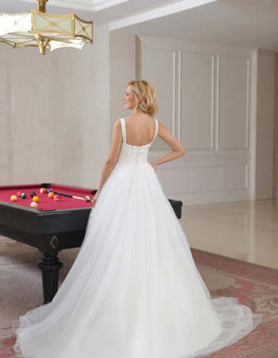 Robe de mariée-manuella dos 1