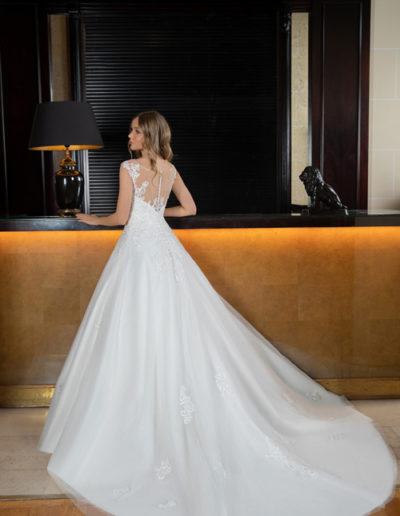 Robe de mariée-maxine dos